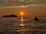 Sea kayaking Dubrovnik
