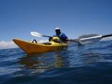 Kayak on Titicaca