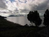 Shore of Titicaca near Llachon village