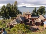 Llachon village, Taquile island