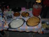River dinner