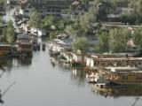 Houseboats in Srinagar