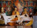 Inside Alchi monastery