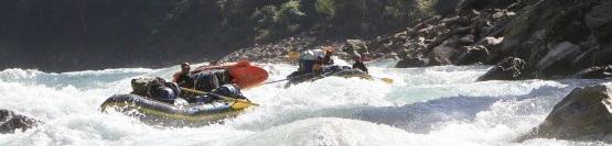The Karnali River, Nepal